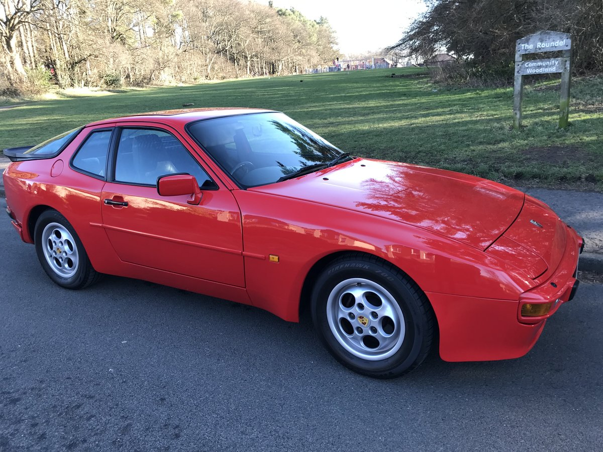 Porsche 944 2.7 1989 For Sale (picture 1 of 6)