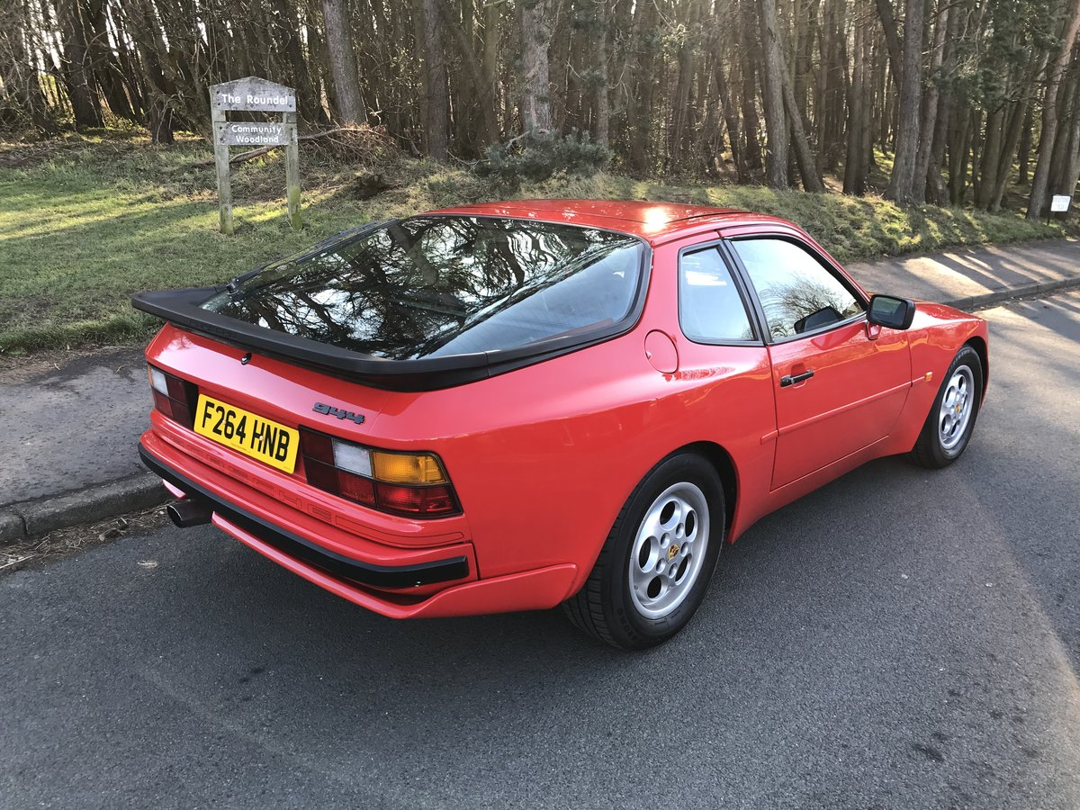 Porsche 944 2.7 1989 For Sale (picture 3 of 6)