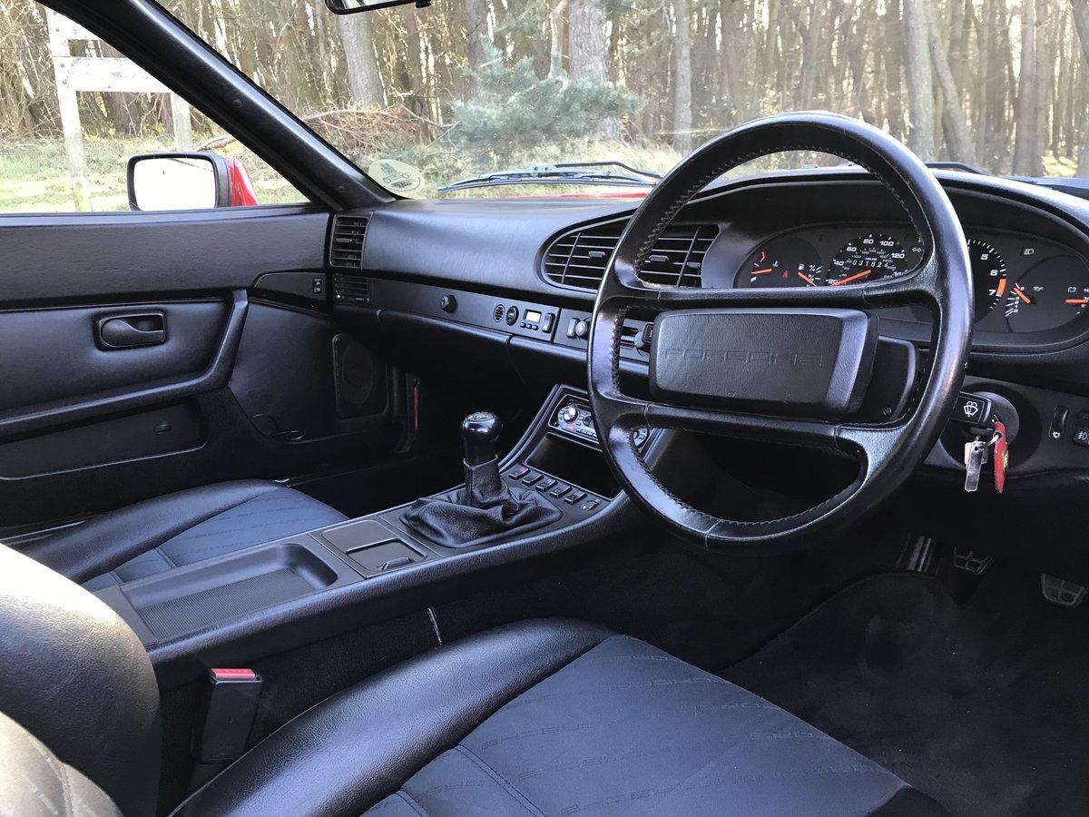 Porsche 944 2.7 1989 For Sale (picture 4 of 6)