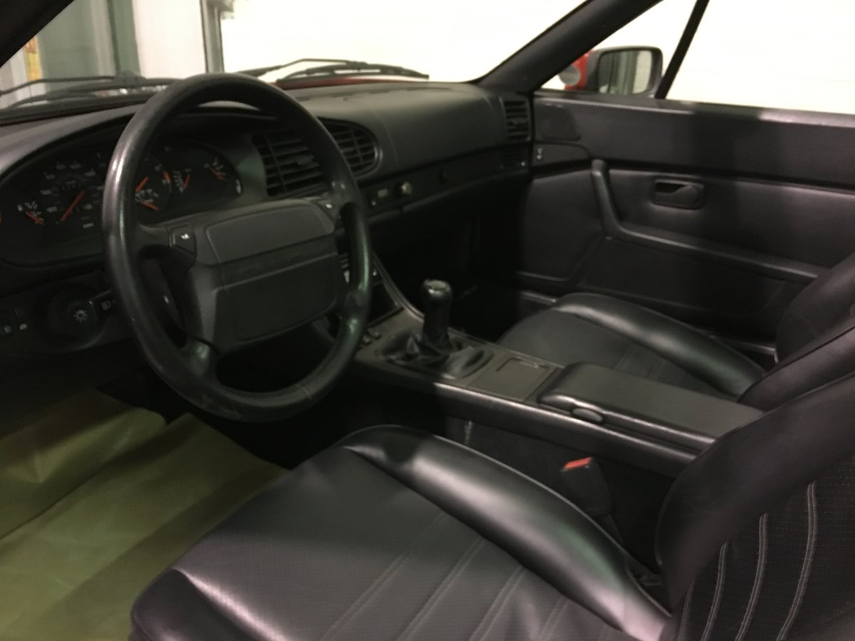 1990 Porsche 944S2 Convertible, LHD from California Rust Free For Sale (picture 5 of 6)