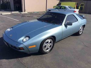 1979 Porsche 928 = 5 speed Blue 149k miles  For Sale
