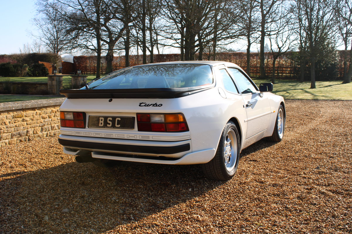 1986 PORSCHE 944 TURBO For Sale (picture 2 of 12)