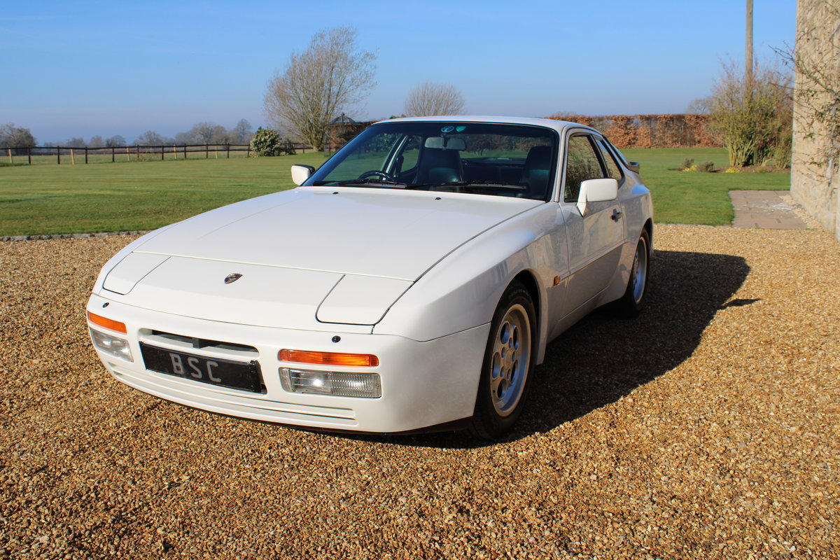 1986 PORSCHE 944 TURBO For Sale (picture 3 of 12)