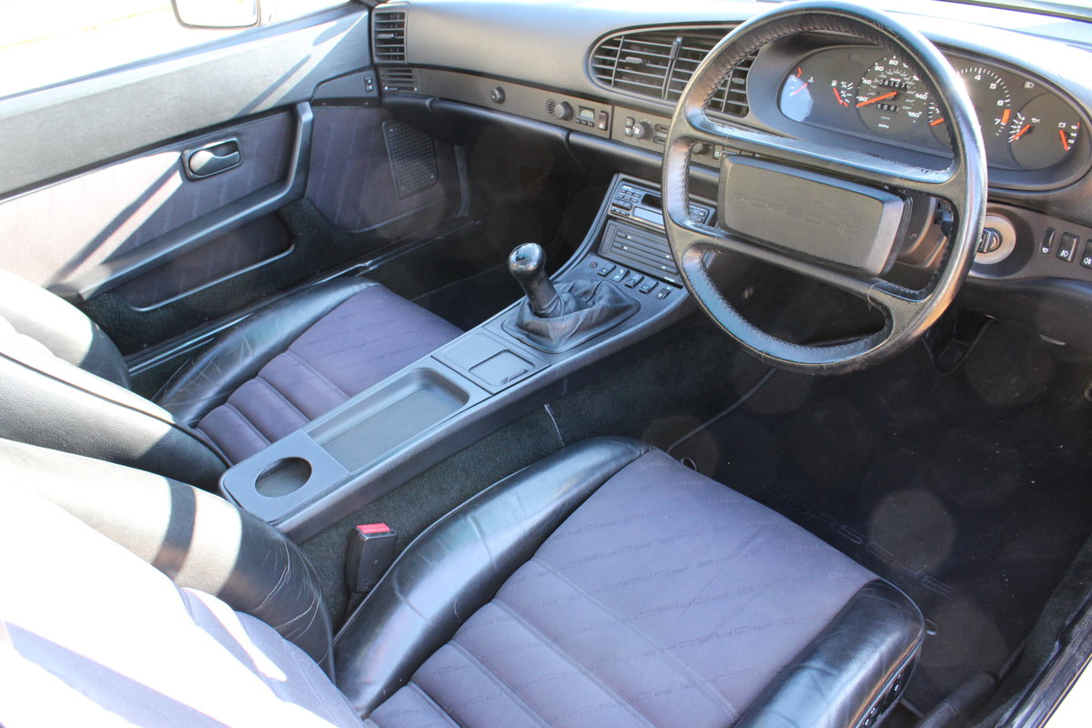 1986 PORSCHE 944 TURBO For Sale (picture 5 of 12)