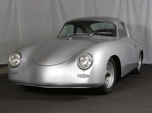 1956 Porsche 356 A Outlaw Coupe = Clean Silver driver $obo For Sale