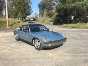 1974 Porsche 914, conversion to rebuilt 911 3.0 SC motor For Sale