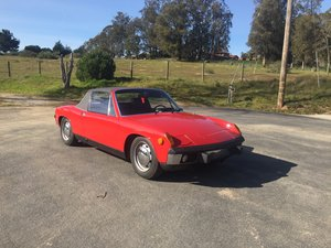 1973 Porsche 914 1.7, 1 family owned from new, nice car! For Sale