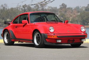 1979 Porsche 930 Turbo = low 26k miles Red work done $139.5k For Sale