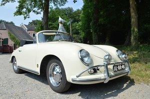 1959 Porsche 356, Porsche 356 A, Porsche Cabrio, Porsche 356 Supe SOLD