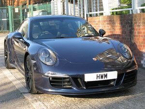 2014- PORSCHE 911 (991) GTS- DARK BLUE For Sale