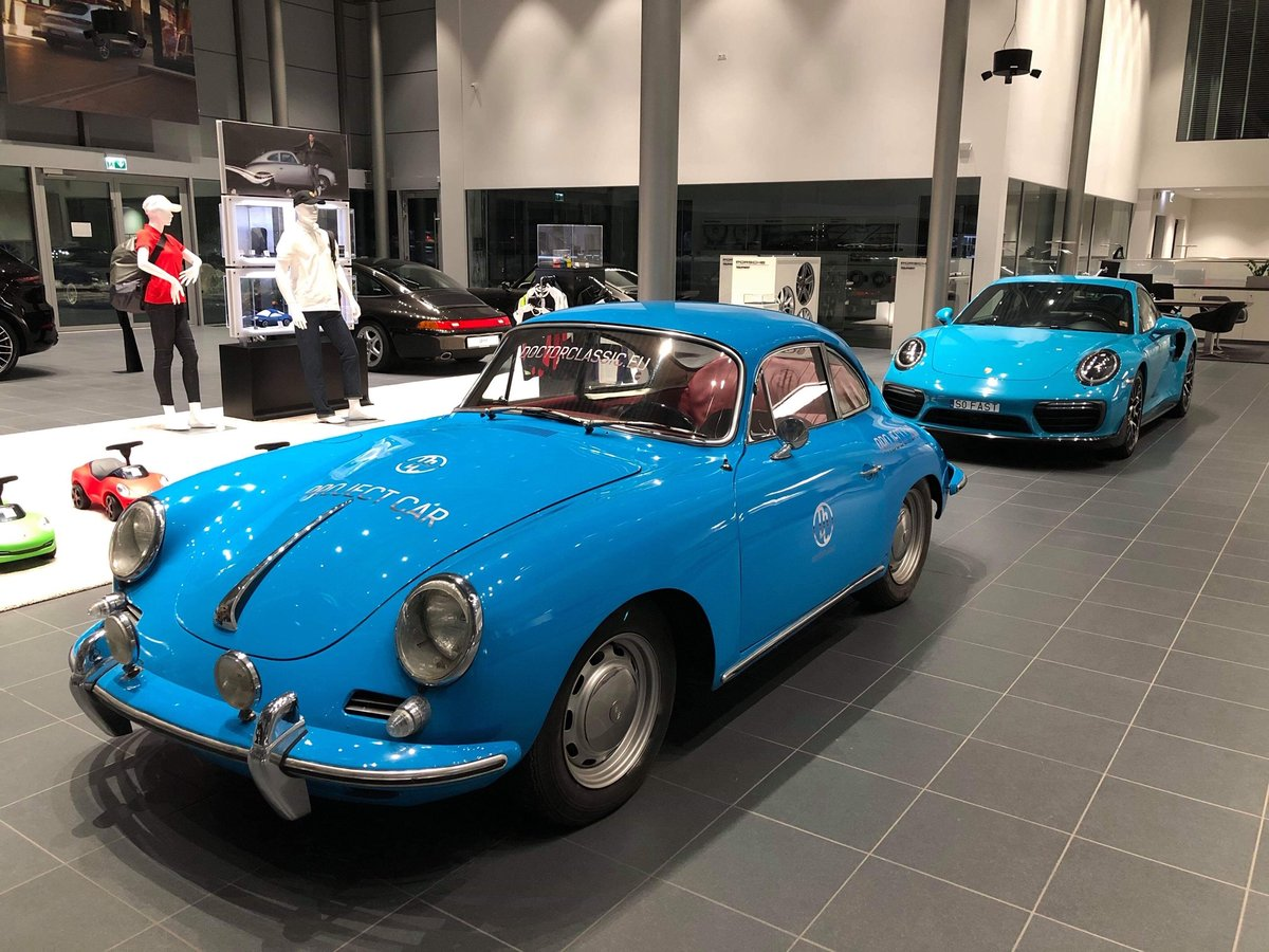 1963 Porsche 356 C 63R Coupe daily driver For Sale (picture 3 of 6)