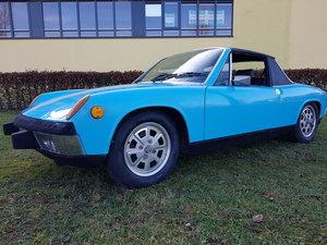1973 Porsche  914  2.0 liter