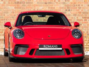 2018/18 Porsche 911 GT3 Touring For Sale