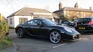 2010 Porsche Cayman (987) 3.4S Gen2 PDK Sat-Nav Sports Chrono + For Sale