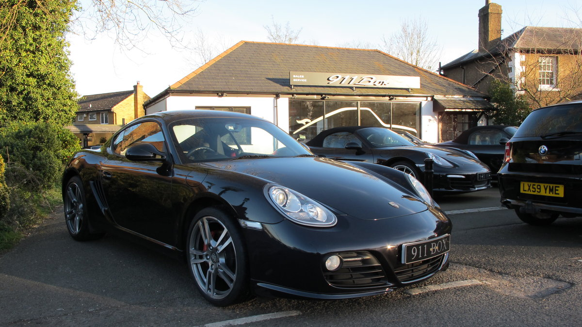 2010 Porsche Cayman (987) 3.4S Gen2 PDK Sat-Nav Sports Chrono + For Sale (picture 2 of 5)
