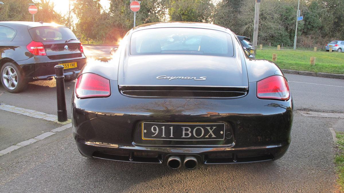 2010 Porsche Cayman (987) 3.4S Gen2 PDK Sat-Nav Sports Chrono + For Sale (picture 5 of 5)