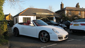 2009 Porsche 911 (997 Gen2) Carrera 4S PDK Convertible Sat-Nav For Sale