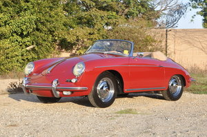 1960 Porsche 356 ROADSTER Cabrio 60R  For Sale