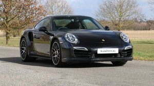 2013 Porsche 911 (991.1) Turbo S PDK SOLD