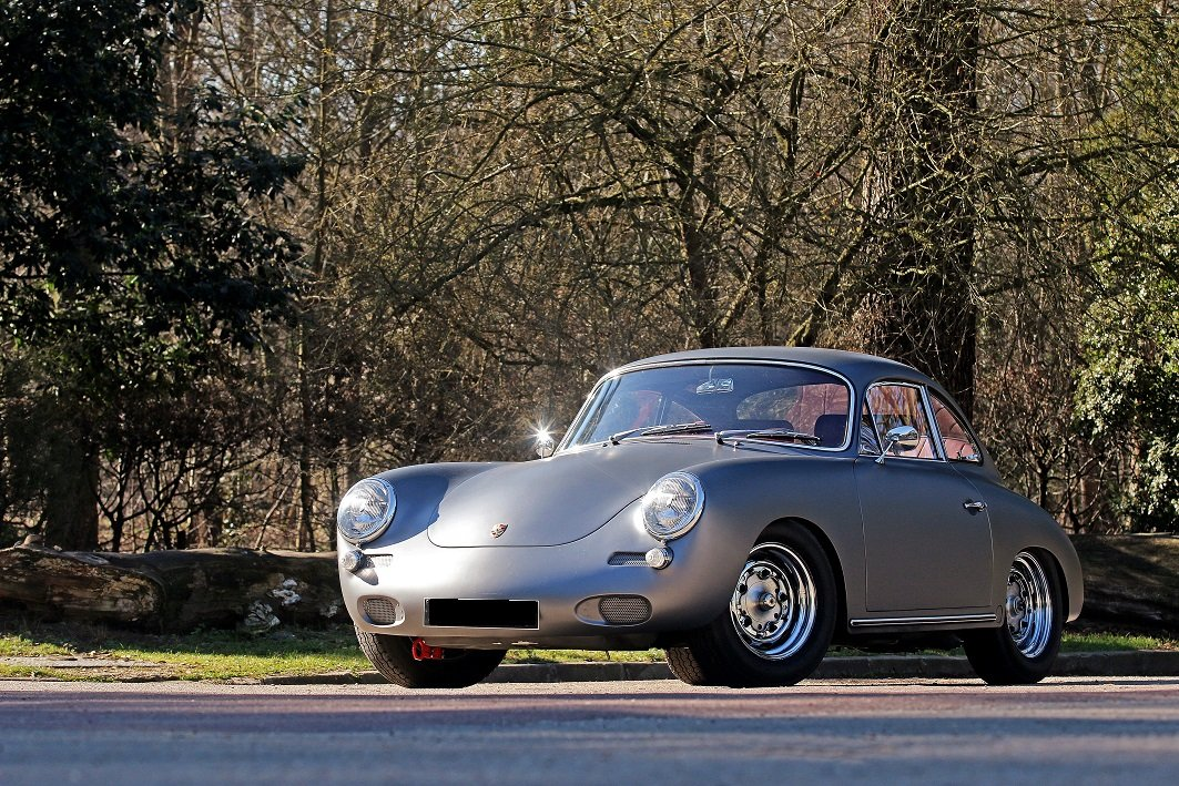 """1963 – Porsche 356 BT6 by Karmann """"Outlaws"""" SOLD by Auction"""