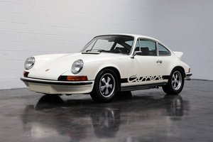 1973 Porsche 911 Carrera RS = Low km only 2.1k White $obo For Sale