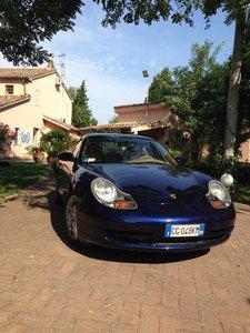 2001 Porsche 996 GT4, first owner car For Sale