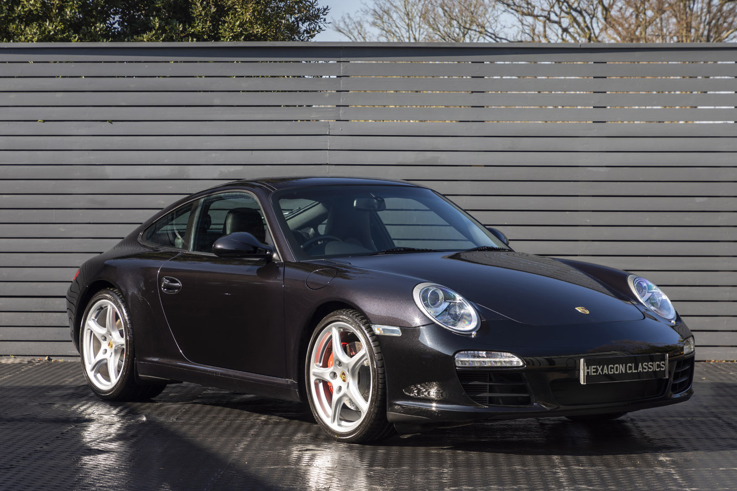 2011 Porsche 997 C2 S Coupe MANUAL ONLY 28500 MILES SOLD (picture 1 of 6)