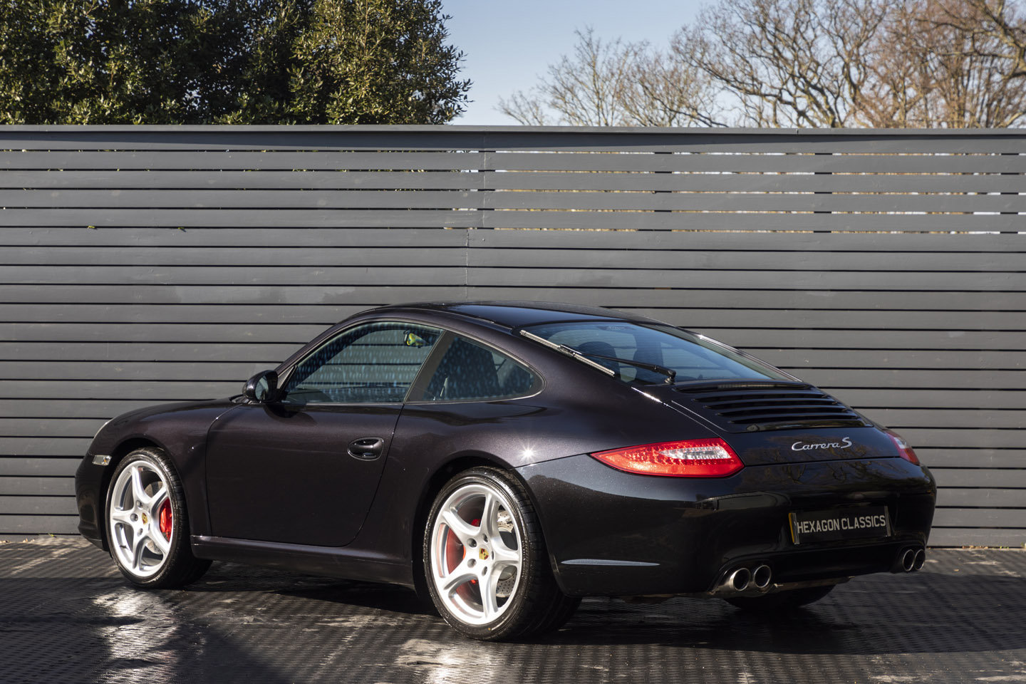 2011 Porsche 997 C2 S Coupe MANUAL ONLY 28500 MILES SOLD (picture 2 of 6)