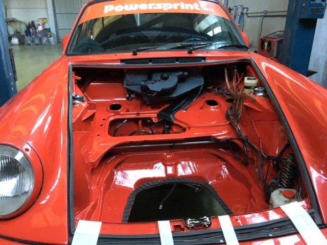 1970 PORSCHE 911 3.0 RS For Sale (picture 4 of 6)