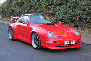 1995 Porsche 993 Turbo 4 GT2  - Totally Unique, 520BHP For Sale