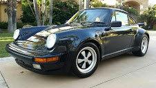 1987 Porsche 3.3 liter 930 Turbo = Sunroof Blue(~)Tan $104k For Sale