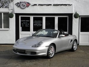 Picture of 2004 Porsche Boxster 3.2 S Manual finished in Arctic Silver SOLD