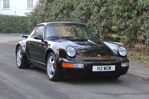1991 Porsche 911 (964) Turbo - Low Mileage, Full Service History For Sale