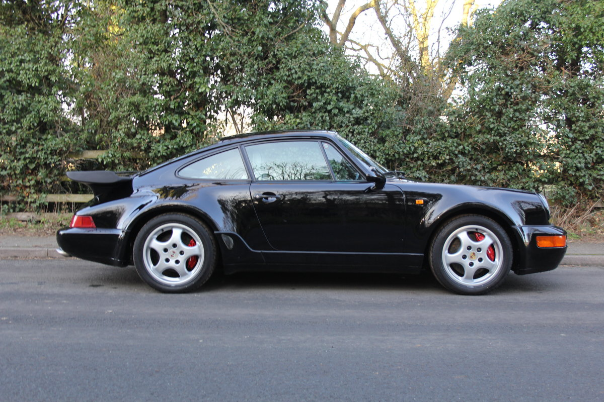 1991 Porsche 911 (964) Turbo - Low Mileage, Full Service History For Sale (picture 5 of 12)
