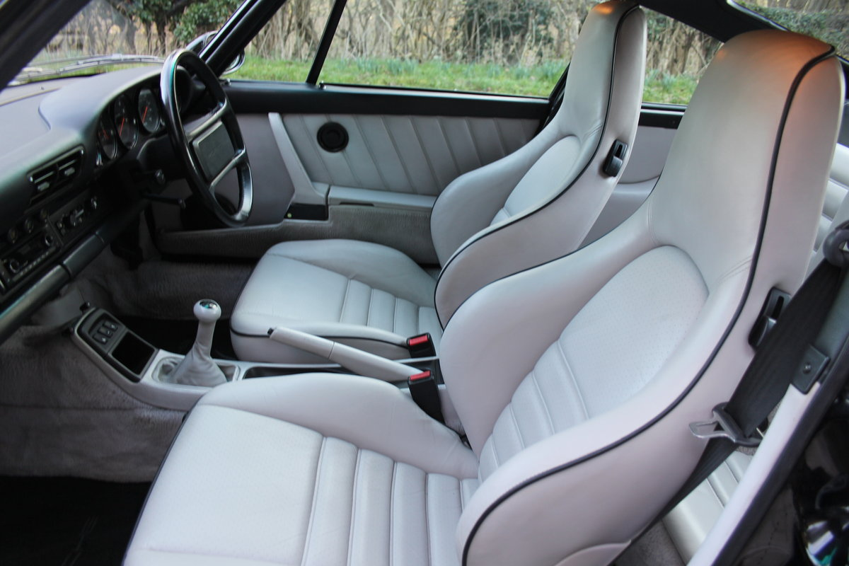 1991 Porsche 911 (964) Turbo - Low Mileage, Full Service History For Sale (picture 8 of 12)