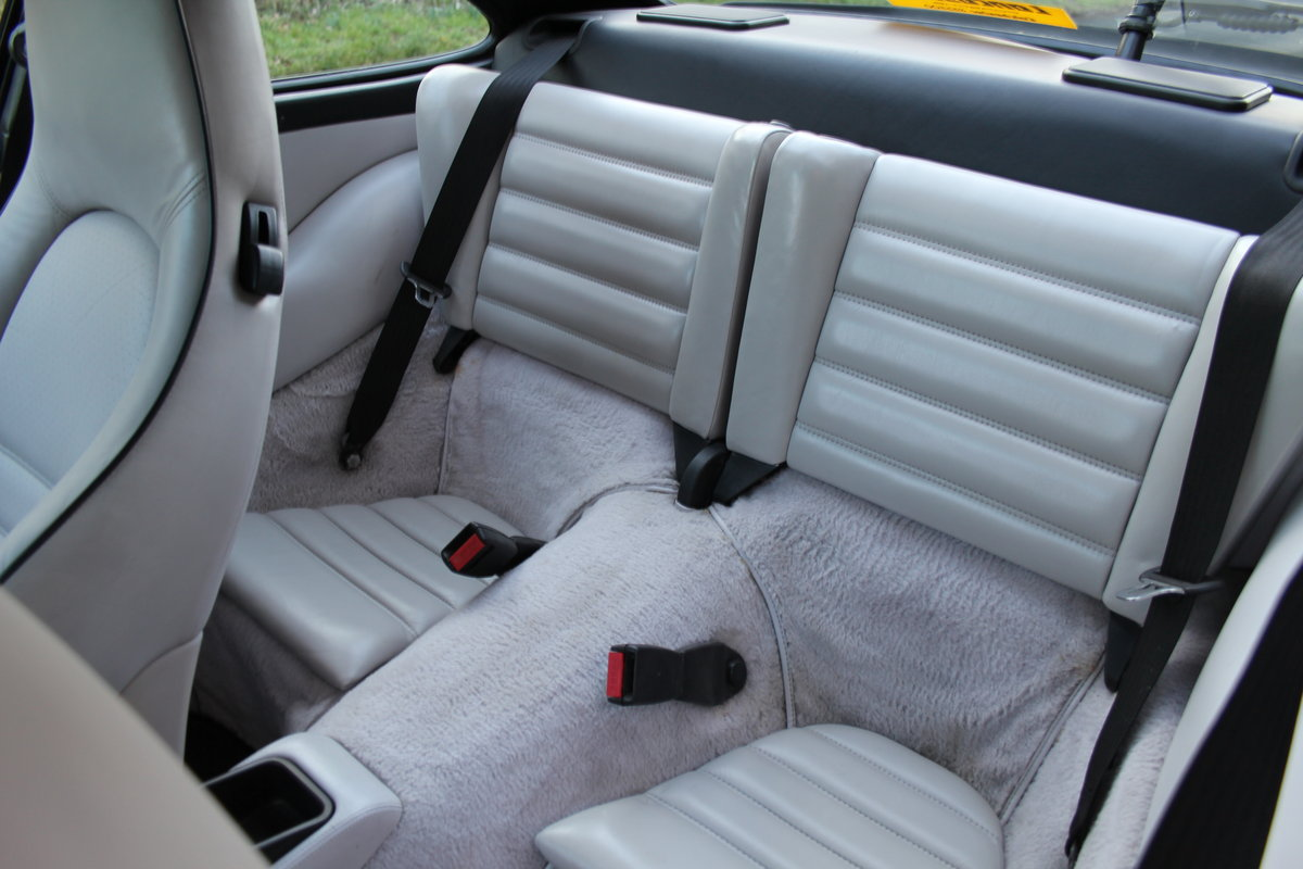 1991 Porsche 911 (964) Turbo - Low Mileage, Full Service History For Sale (picture 9 of 12)