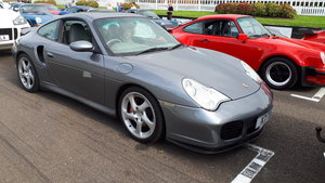 2002 Porsche 911 (996) Turbo, £10k recently spent.