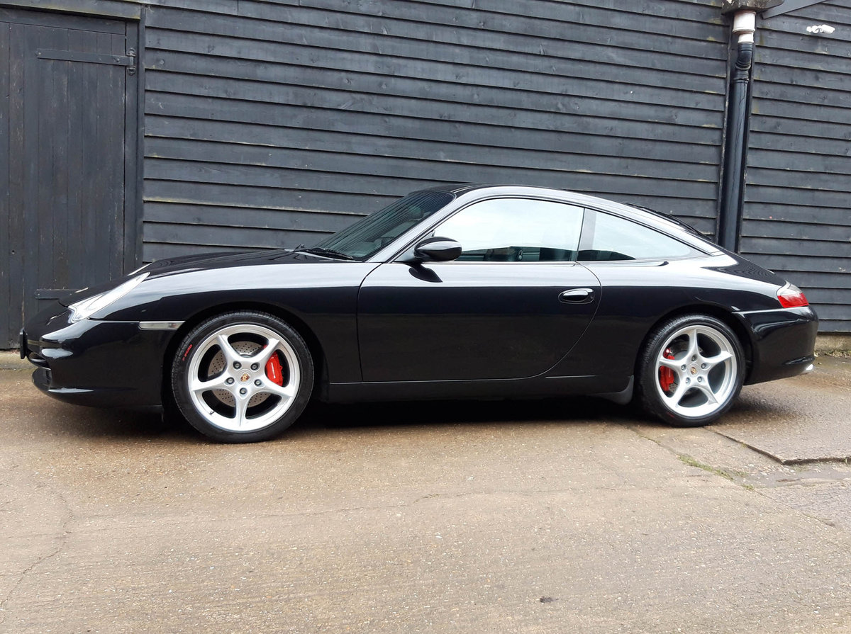 2002 PORSCHE 911/996 3.6 CARRERA 2 TARGA TIP S New Factory Engine For Sale (picture 1 of 6)