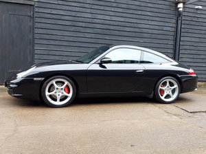 2002 PORSCHE 911/996 3.6 CARRERA 2 TARGA TIP S New Factory Engine For Sale