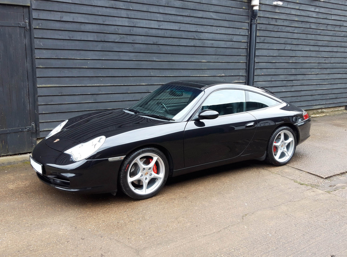 2002 PORSCHE 911/996 3.6 CARRERA 2 TARGA TIP S New Factory Engine For Sale (picture 3 of 6)