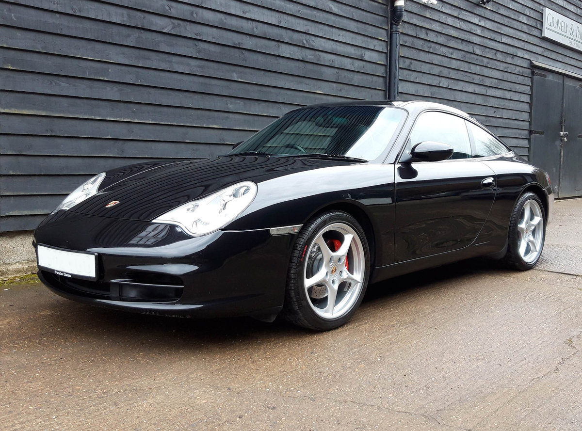 2002 PORSCHE 911/996 3.6 CARRERA 2 TARGA TIP S New Factory Engine For Sale (picture 4 of 6)