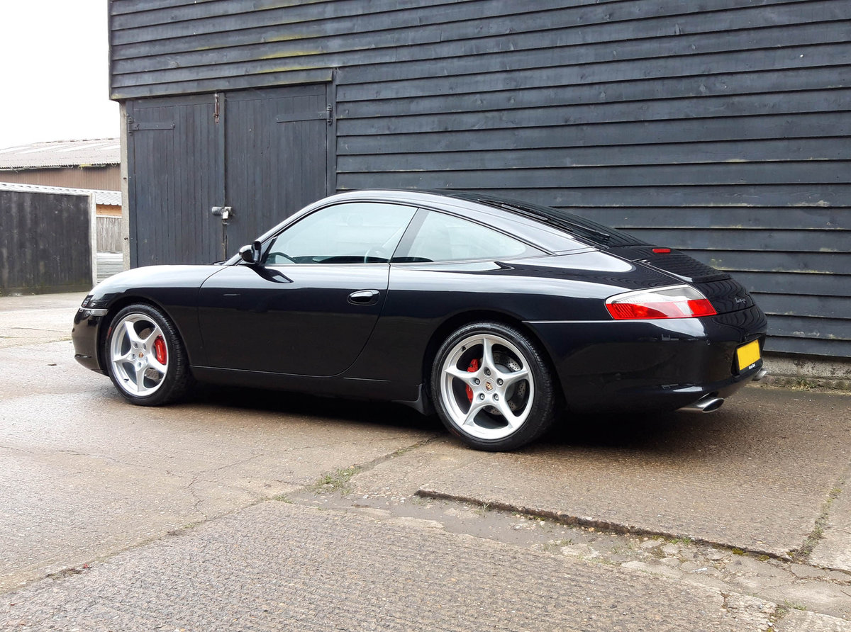 2002 PORSCHE 911/996 3.6 CARRERA 2 TARGA TIP S New Factory Engine For Sale (picture 5 of 6)