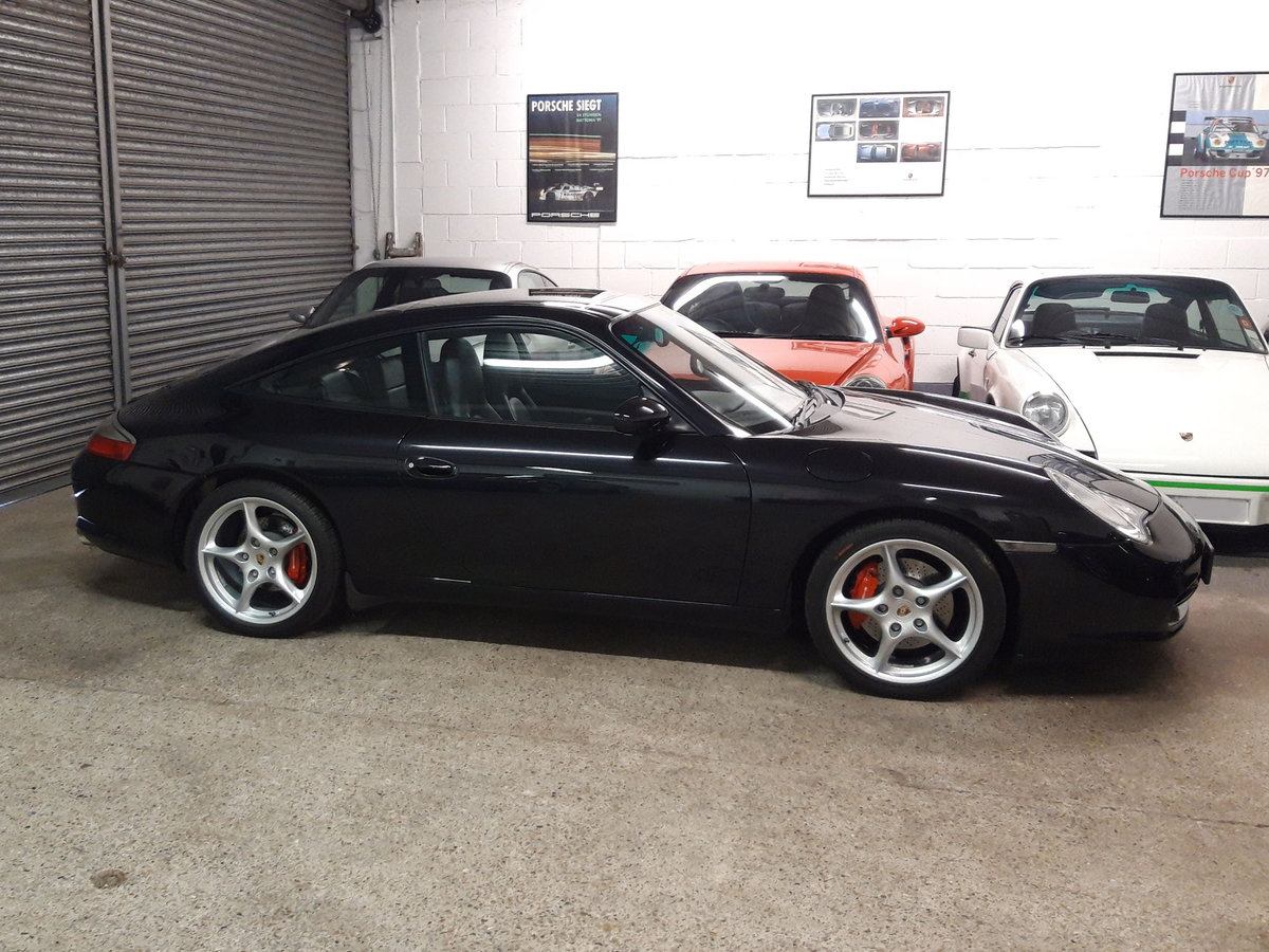 2002 PORSCHE 911/996 3.6 CARRERA 2 TARGA TIP S New Factory Engine For Sale (picture 6 of 6)