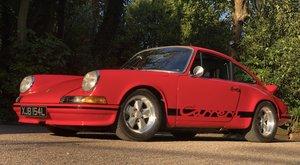 1970 PORSCHE 911E / 911 RS Evocation Uk example For Sale