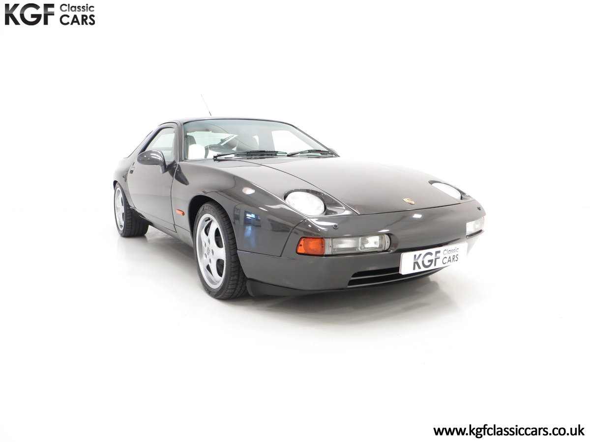 1994 A Highly Coveted Porsche 928 GTS with just 46,238 Miles For Sale (picture 1 of 6)