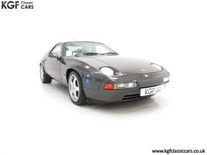1994 A Highly Coveted Porsche 928 GTS with just 46,238 Miles SOLD