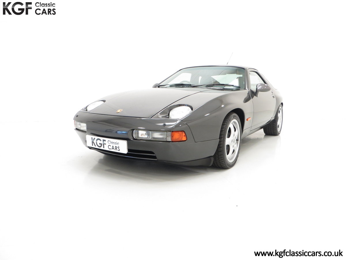 1994 A Highly Coveted Porsche 928 GTS with just 46,238 Miles For Sale (picture 2 of 6)