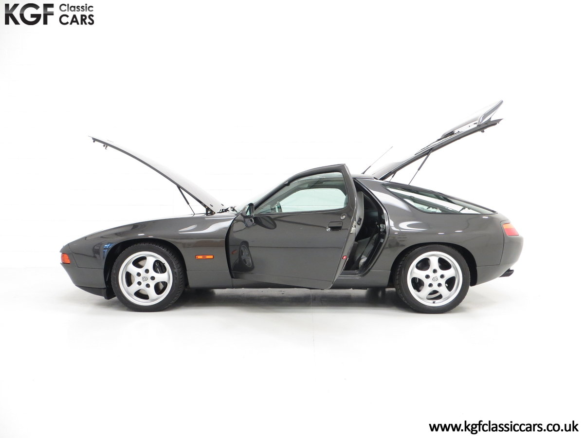 1994 A Highly Coveted Porsche 928 GTS with just 46,238 Miles For Sale (picture 3 of 6)