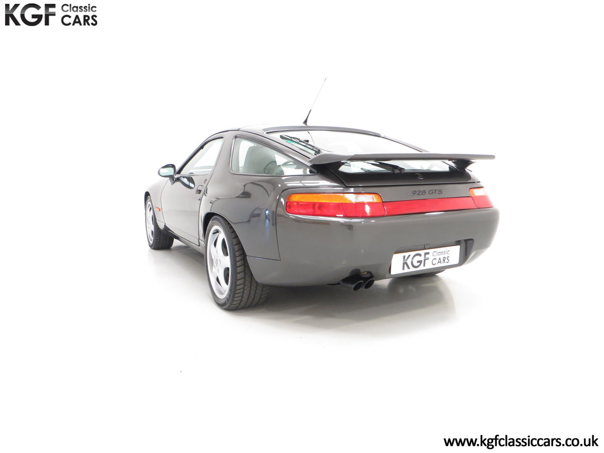 1994 A Highly Coveted Porsche 928 GTS with just 46,238 Miles For Sale (picture 4 of 6)