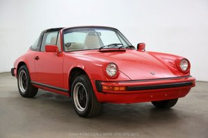 1977 Porsche 911S Targa For Sale